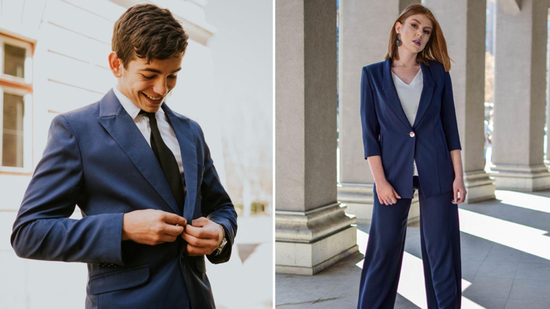 Mode: Diese Looks bringen Eleganz ins Büro