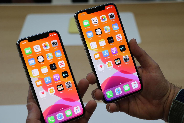 iPhone 11 - bidirektionales Laden