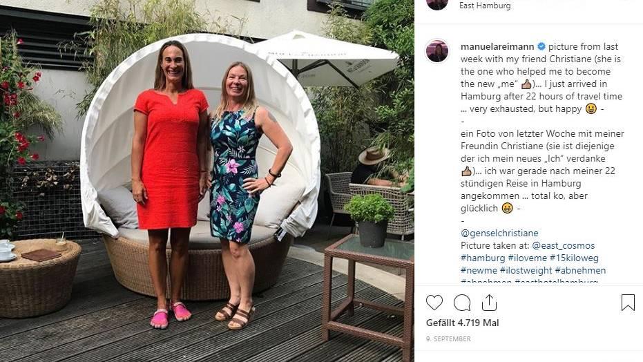 Manuela Reimann Instagram