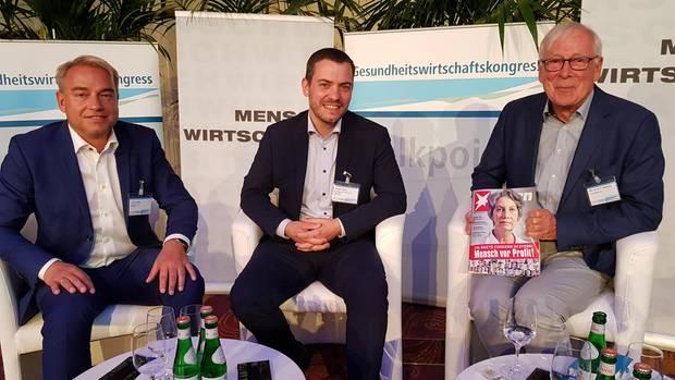 Gesundheitswirtschaftskongress in Hamburg