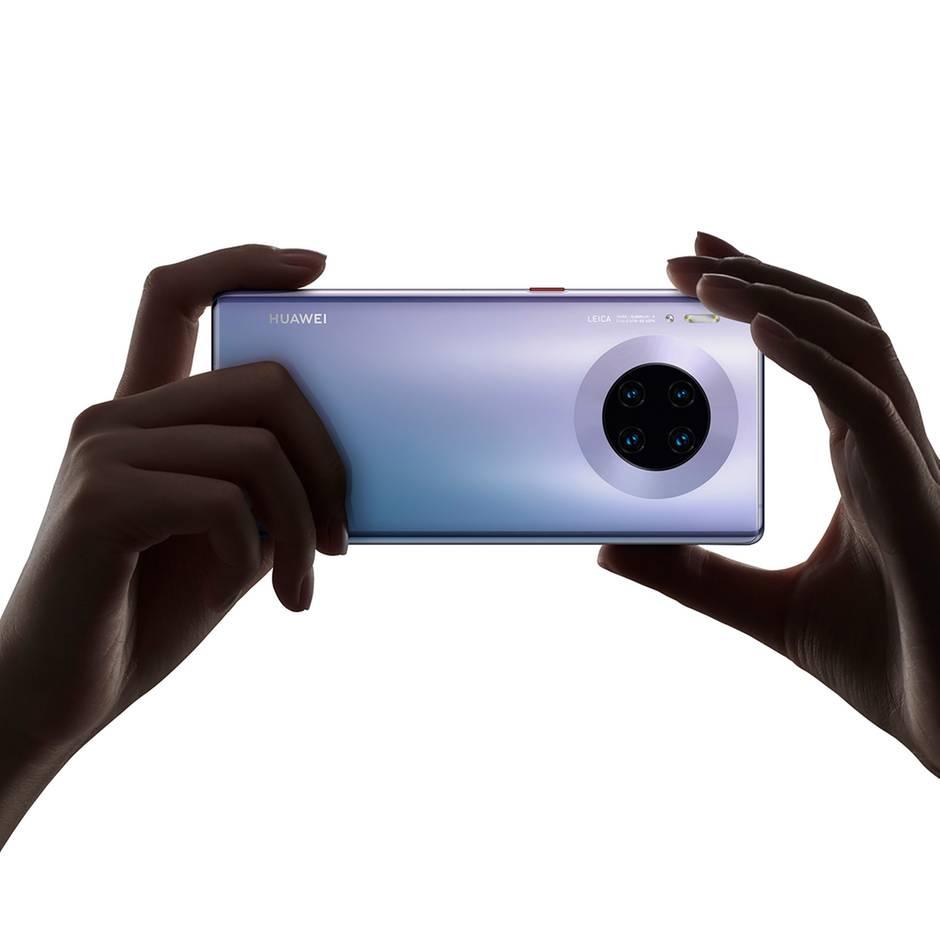 Huawei Mate 30 Pro: Das spannendste Smartphone des Jahres - aber mit einem riesigen Haken
