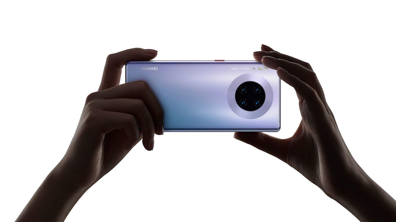 Beim Mate 30 Pro will Huawei vor allem mit der innovativen Kamera punkten