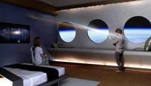 """""""Von Braun-Station"""" - erstes Weltraumhotel soll 2027 eröffnen"""