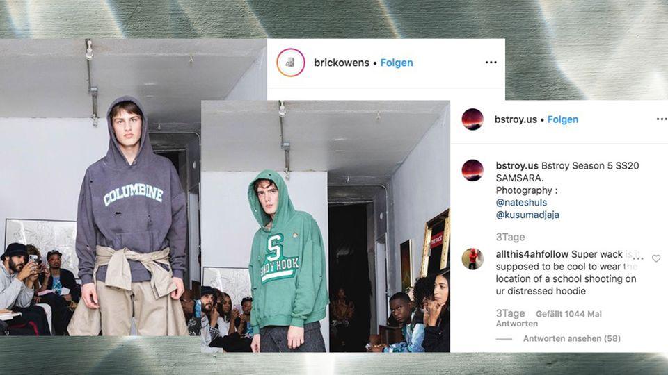 Screenshot Instagram @bstroy.us
