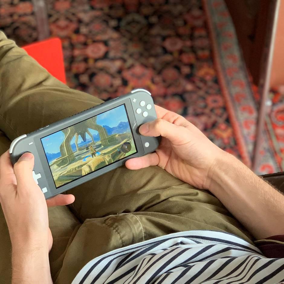 Klein, aber oho: Switch Lite im Test: Diese vier Dinge gefallen uns an Nintendos neuer Konsole