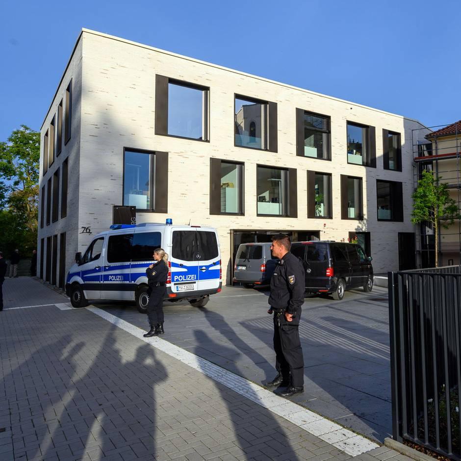 Mecklenburg-Vorpommern: Mann hält Kleinkind als Geisel – Polizei zu Großeinsatz in Wismar ausgerückt