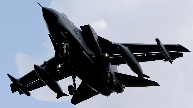 Ein Tornado-Kampfjet