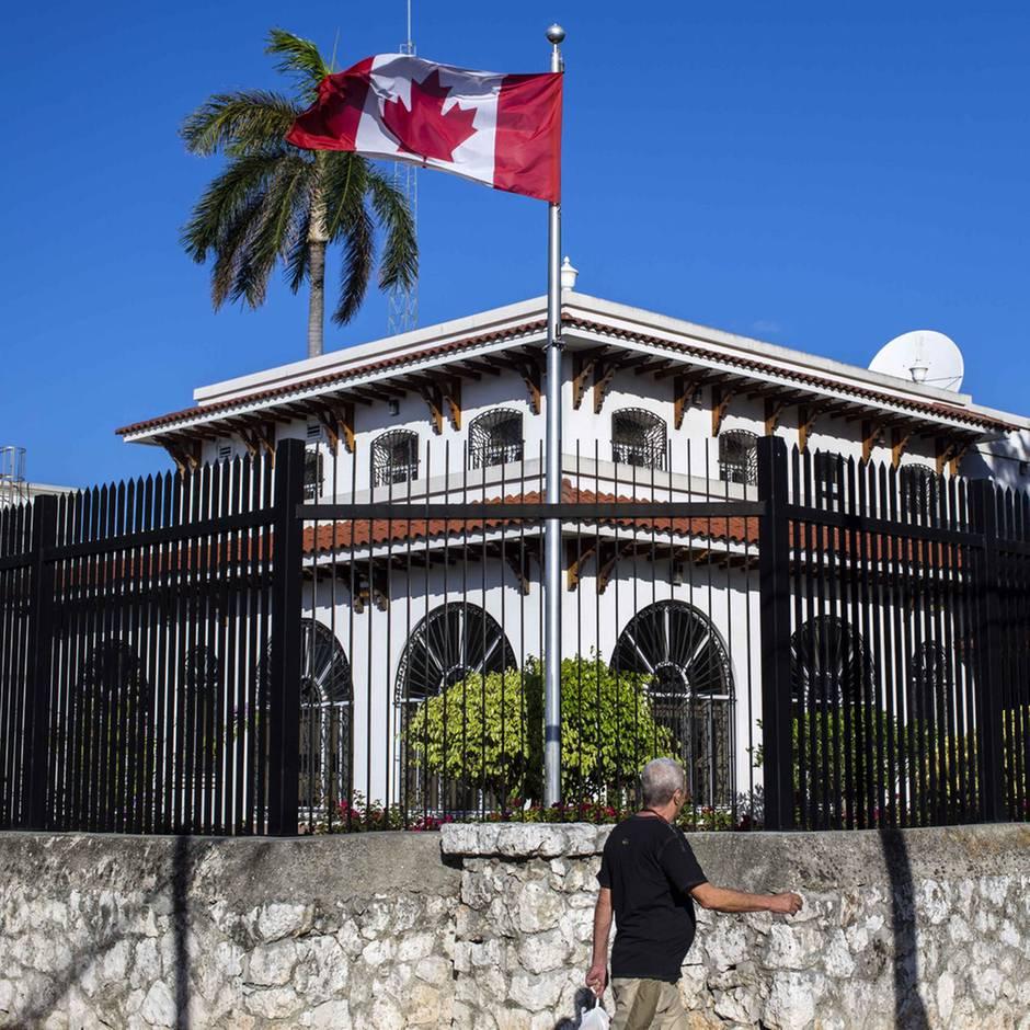 News von heute: Universität findet mögliche Ursache für mysteriöse Erkrankungen von Diplomaten in Kuba