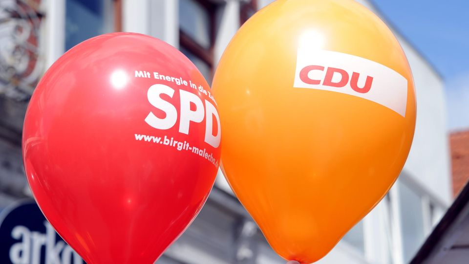 Die Große Koalition verhandelt in Berlin um einen Kompromiss in der Klimapolitik