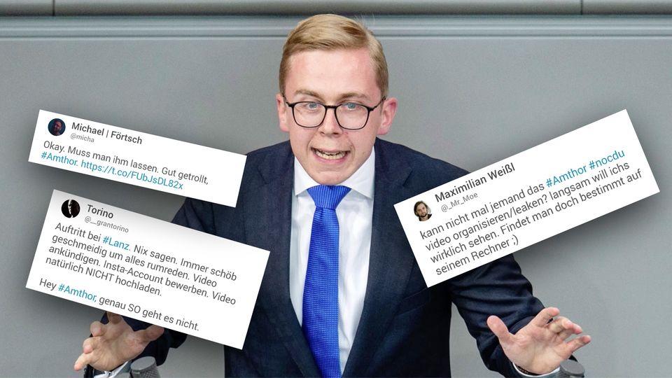 """Konzept von Generalsekretär Ziemiak: Nach verkorkstem Umgang mit Rezo-Video: CDU will sich im Internet nicht mehr """"zerstören"""" lassen"""