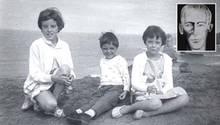 Die vermissten Kinder Jane, 9, Arnna, 7, und Grant, 4 wurden das letzte Mal am 26.Januar 1966 gesehen