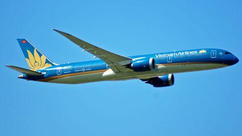 Dreamliner von Vietnam Airlines