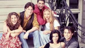 """Die Kultserie """"Friends"""" feiert 2019 ihr 25-jähriges Jubiläum"""