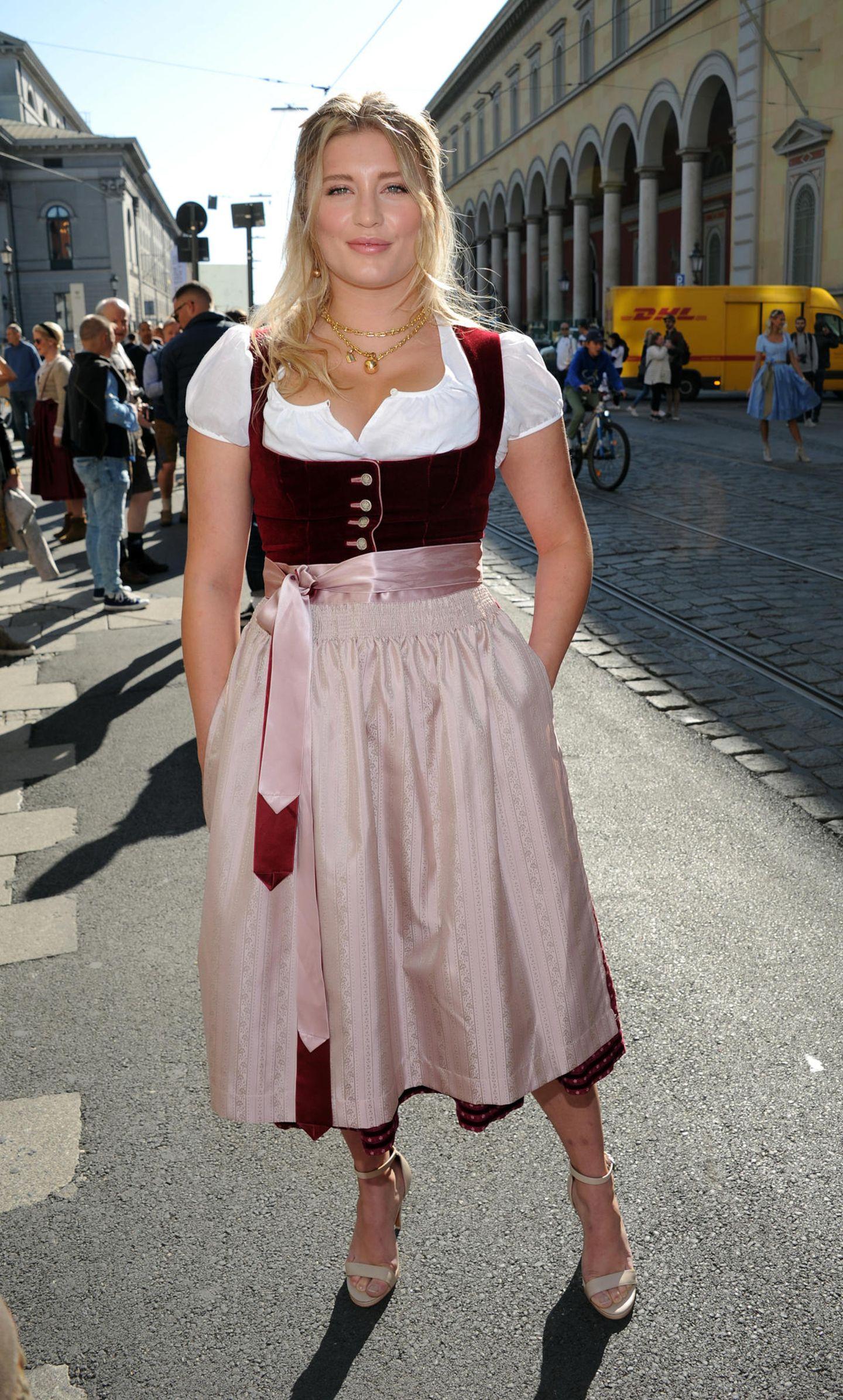Oktoberfest 2019 Luna Schweiger