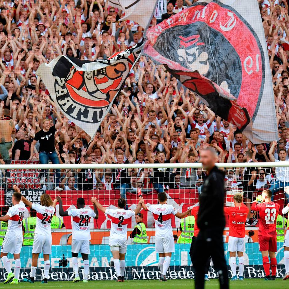 Sport kompakt: 2. Liga: Stuttgart festigt Platz 1 - Arminia Bielefeld in Torlaune