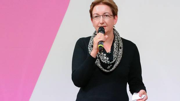 SPD-Politikerin Klara Geywitz