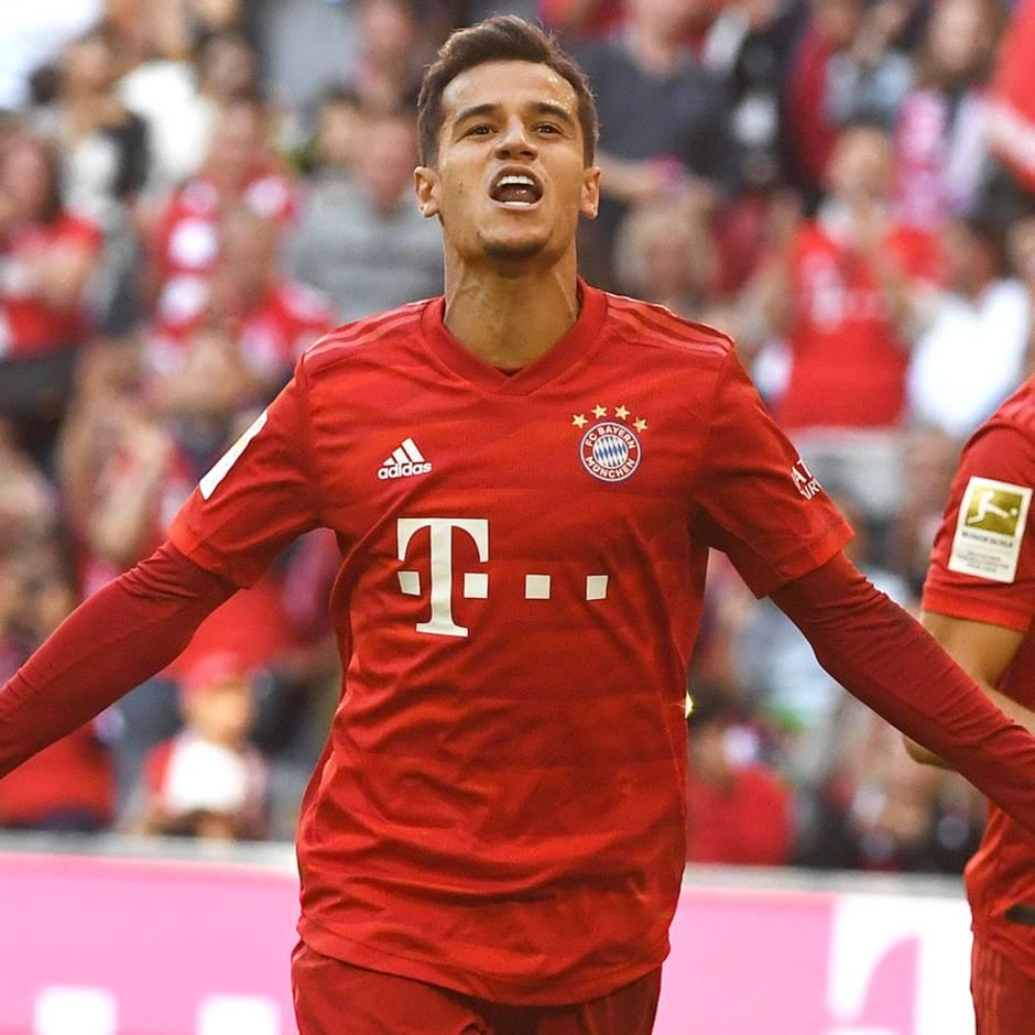 Bundesliga: Wiesn-Fluch gebrochen: Bayern schießt Köln ab und jubelt über ein Premierentor