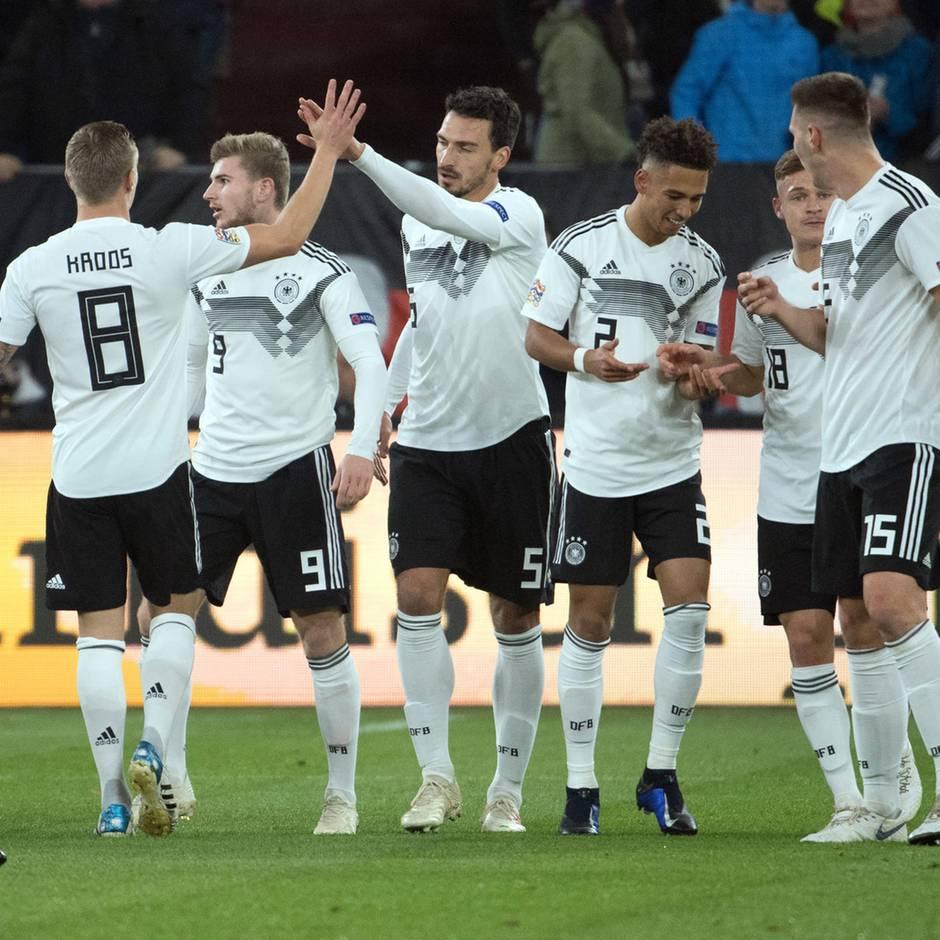 Reform der Nations League: Rettet die Uefa das DFB-Team vor dem Abstieg?