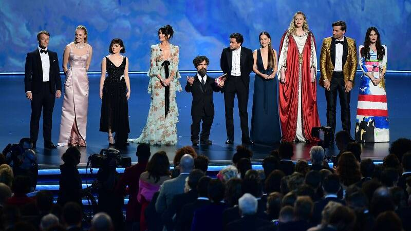 """Game of Thrones"" räumt bei den Emmys 2019 ab"