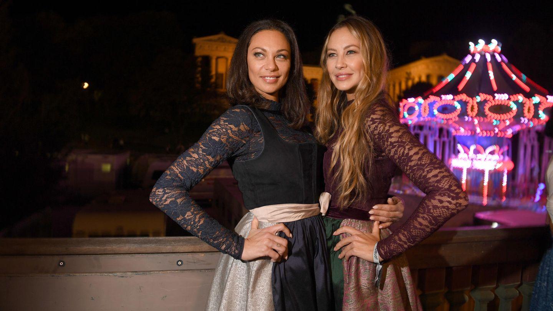 Lilly Becker und Alessandra Meyer-Wölden