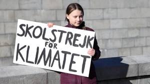 Die schwedische Klimaaktivistin Greta Thunberg ist zur Symbolfigur gegen den Klimawandel geworden