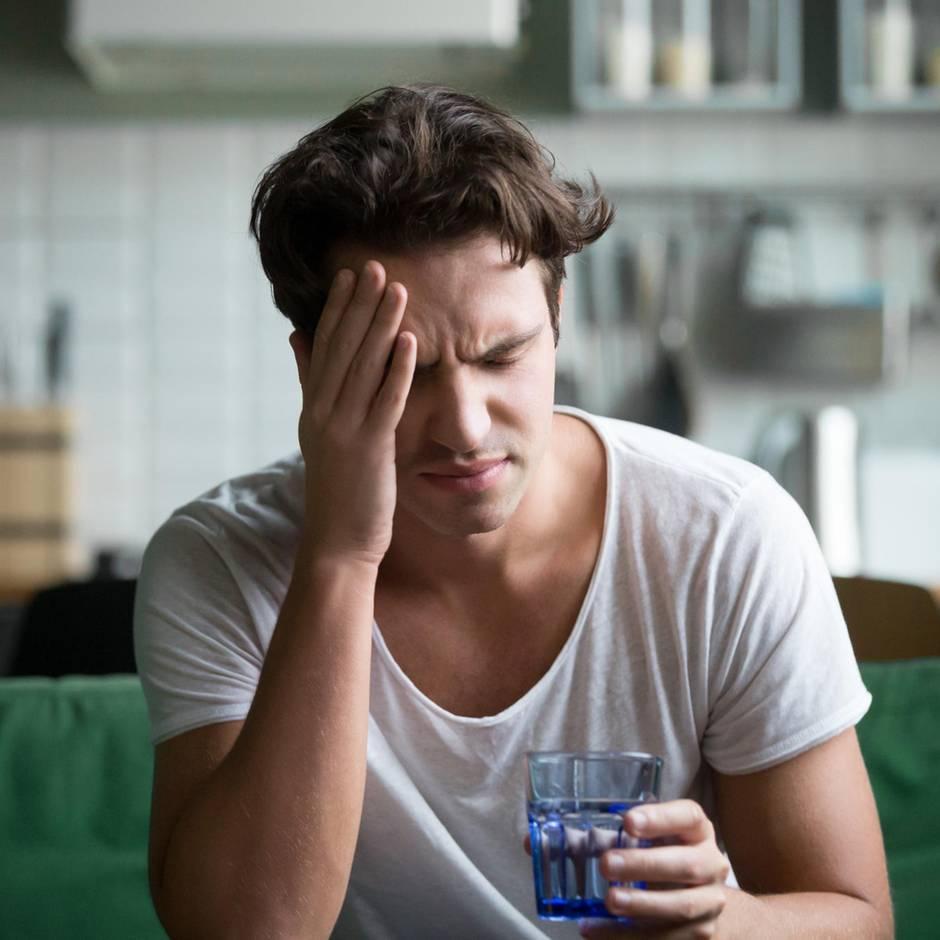 Anti Hangover-Versprechen nicht zulässig: Gericht urteilt: Alkohol-Kater ist eine Krankheit