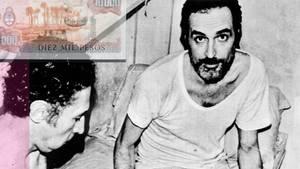 Juan und Jorge Born während ihrer Gefangenschaft im `Volksgefängnis`