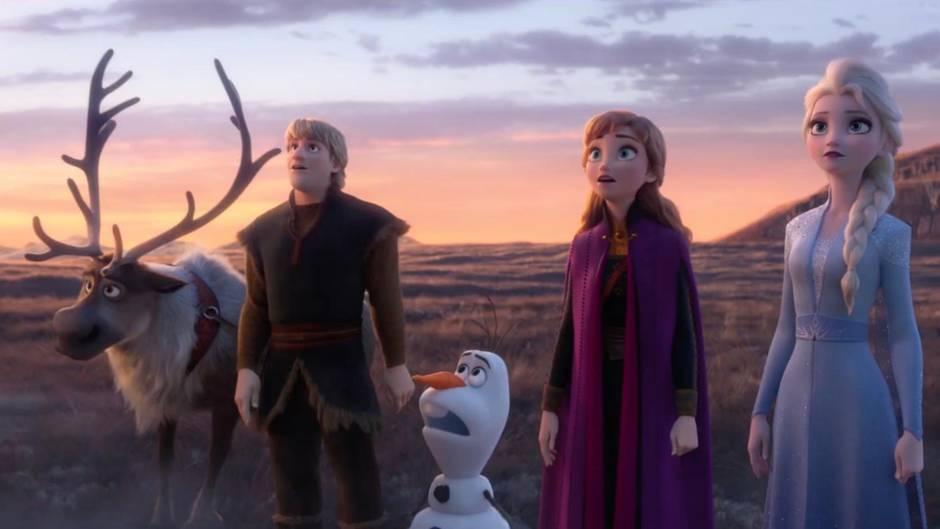 """Disney hat den neuesten Trailer zu """"Die Eiskönigin 2"""" veröffentlicht"""