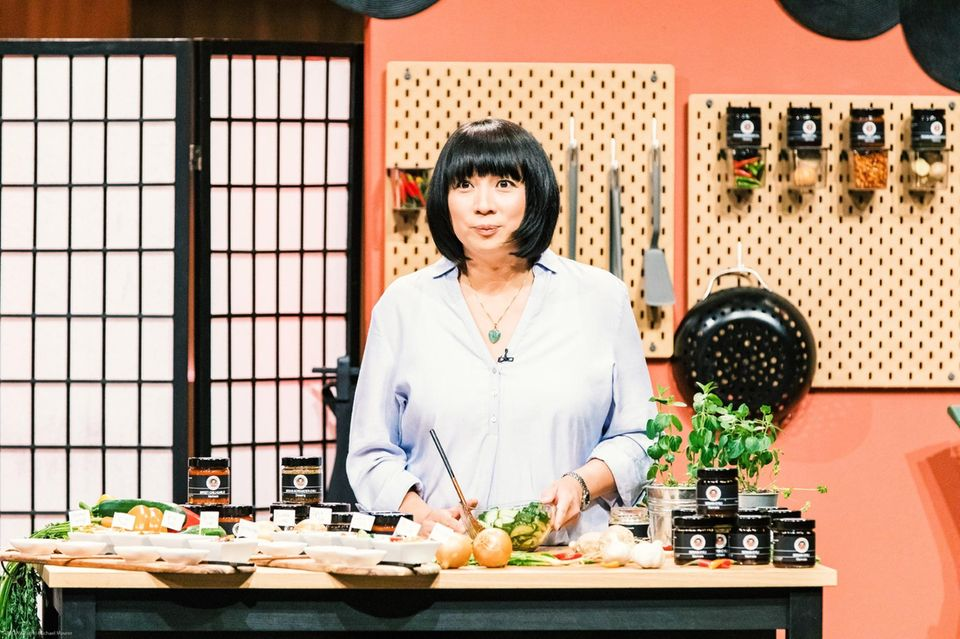 Mama Wong bei DHDL