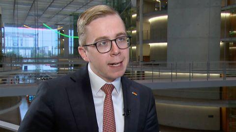 Politiker Philipp Amthor