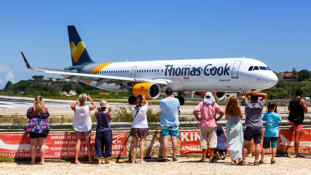 Thomas Cook ist insolvent