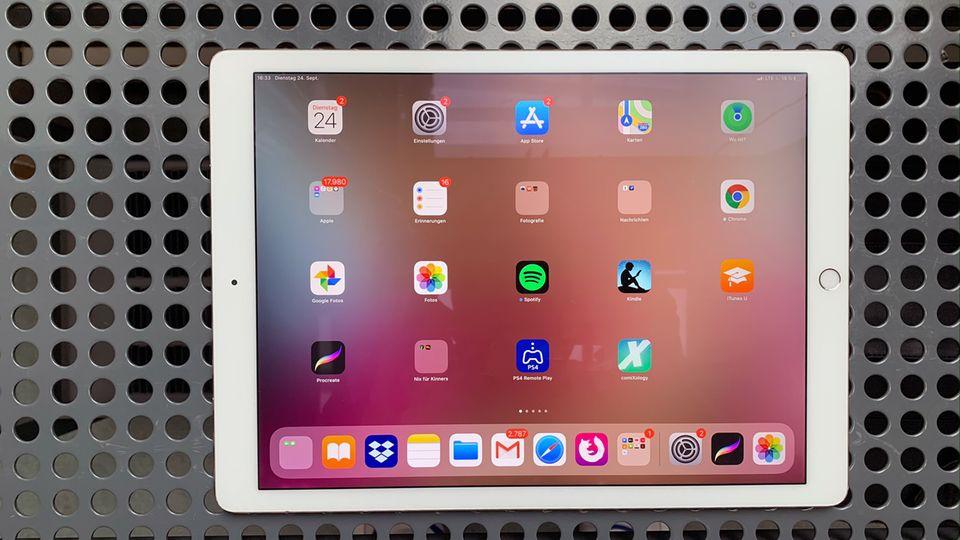 Wer die klassische Ansicht schätzt, kann sie auch in iPadOS weiter nutzen