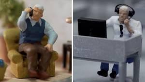 Von der Betrugsmasche sind vor allem ältereund alleinstehendeMenschen konfrontiert