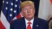Donald Trump gerät durch die Ankündigungeiner Untersuchung, die zur Amtsenthebung führen kann, massiv unter Druck
