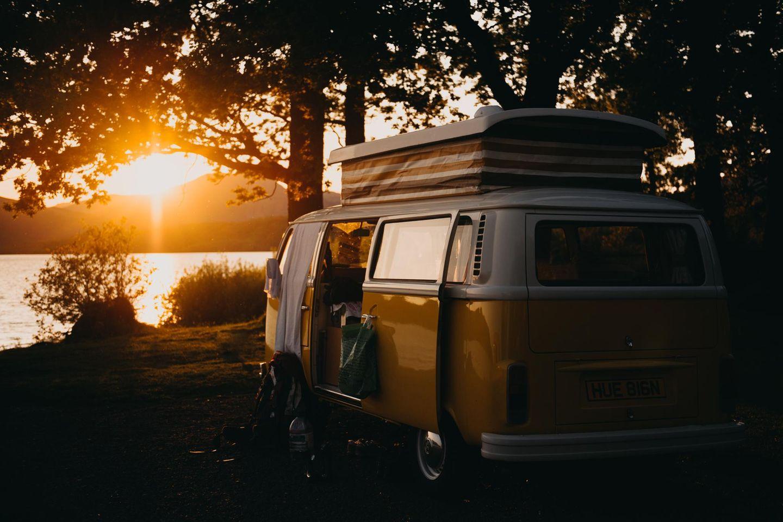 Camper am See