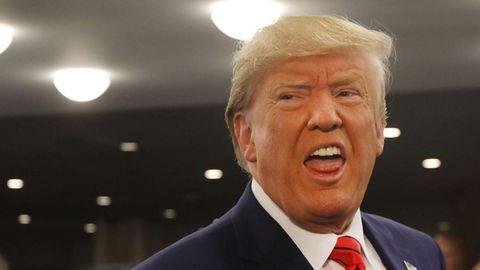 Donald Trump - Wie wahrscheinlich ist es, dass es zum Impeachment kommt