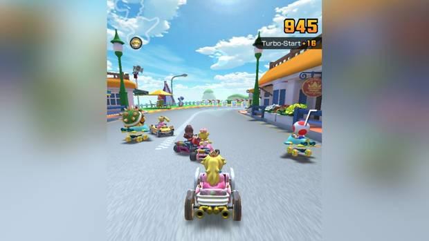 Mario Kart Tour - Screenshot
