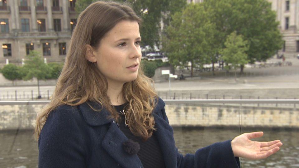 """""""Langsamer Klimaschutz ist praktisch kein Klimaschutz"""": Luisa Neubauer rechnet mit dem Klimapaket ab"""