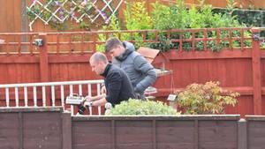 Im Fall der seit 38 Jahren vermissten Katrice haben Spezialisten einen Garten durchsucht