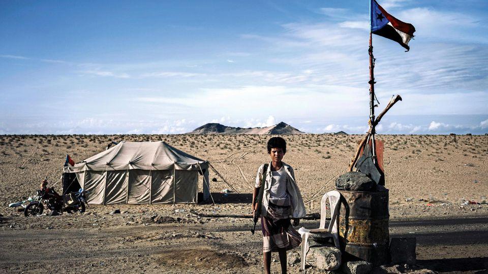 Jemen: Bilder aus einem Krieg, von dem die Welt kaum Notiz nimmt
