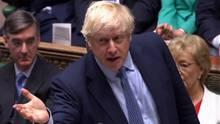Boris Johnson kämpft unverdrossen weiter für einen Brexit Ende Oktober