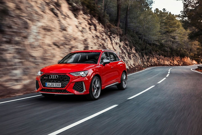 Der Audi RS Q3 bleibt Teil des Angebots