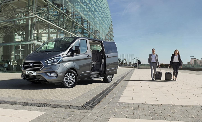 Ford Transit Der Ewige Zweite Stern De
