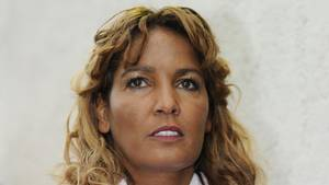 Nadja Abd El Farrag ist auf Mallorca gestrandet