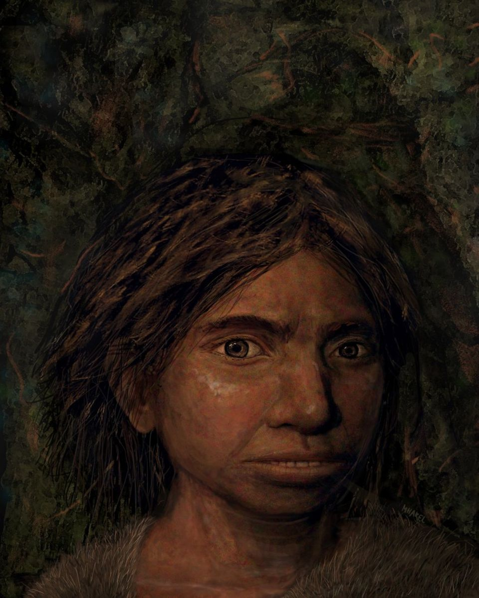 Sie lebten neben Neandertalern und Menschen.
