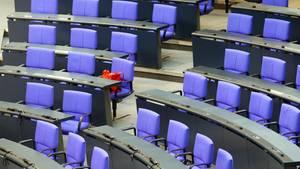 AfD-Abgeordnete - Abstimmungen Bundestag - Fehlquote