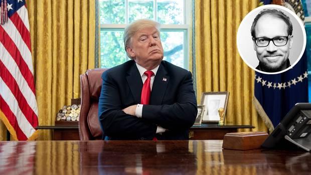 stern-Korrespondent Jens König über Donald Trumps Impeachment-Verfahren