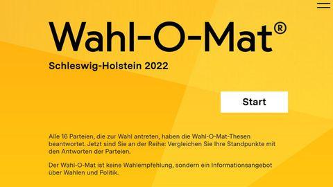 Wahlomat Thüringen 2019