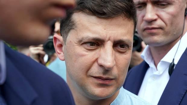 Das bekannt gewordeneTelofonatzwischen Trump und Selenskyj ist auch für den ukrainische Präsidenten heikel
