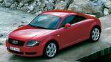 """Audi TT  Das zwischen 1998 und 2006 produzierteModell des Audi TT istimmer noch das schönste Stück Seife auf der Straße und auf dem besten Weg zum Klassiker.Die beiden Nachfolger haben eben nicht den Charme des """"Ersten seiner Art"""". Eine dritte Auflage des TT wird es nicht geben, hat Audi bereits angekündigt."""